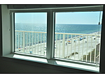 Side Window View of the Beach from Living Area